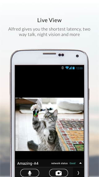 Alfred 3.10.6 apk screenshot