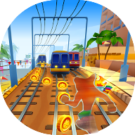 Subway Dash Adventure Running Scoot APK