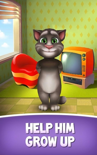 My Talking Tom APK+ Mod 3 6 3 216 - download free apk from