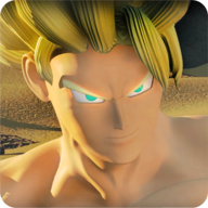 Ultimate Saiyan Street Fighting: Superstar Goku 3D APK