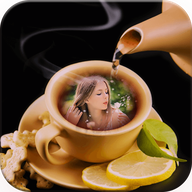 Coffee Cup Photo Frame APK