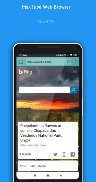 MaxTube Browser APK 2 4 - download free apk from APKSum