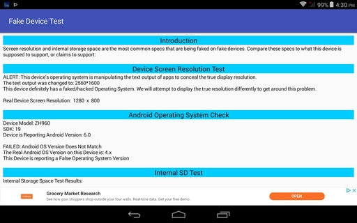Fake Device Test APK 3 5 - download free apk from APKSum