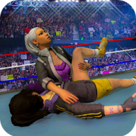 Women Wrestling Championship 3d Girl Fighting APK