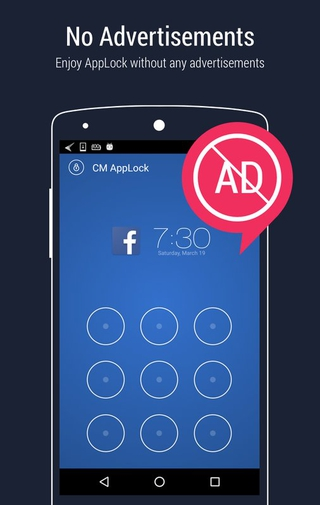 CM AppLock APK 1 0 5 - download free apk from APKSum