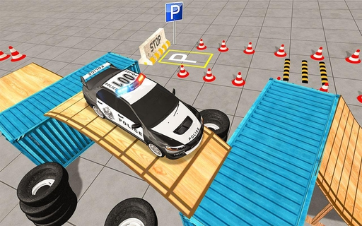 Modern Police Parking Car Games Apk 1 0 8 Download Free Apk From