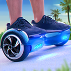Hoverboard surfers APK