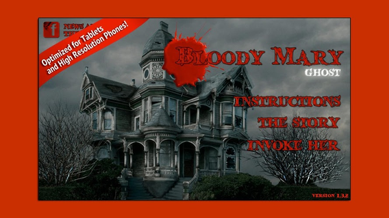 Bloody Mary - Ghost APK 1 5 - download free apk from APKSum