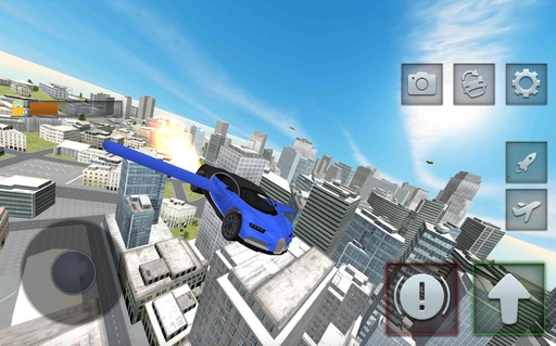 Ultimate Flying Car Simulator Apk 1 1 Download Free Apk From Apksum