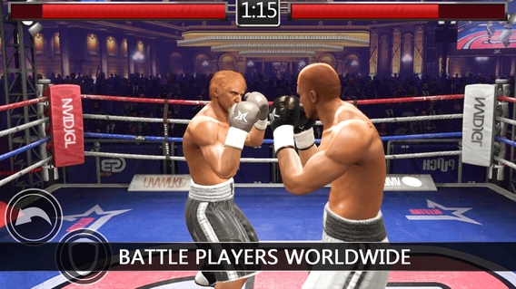 Boxing Champion: Real Punch Fist 6.1 apk screenshot