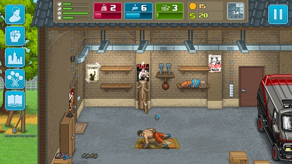 Punch Club 1.12 apk screenshot