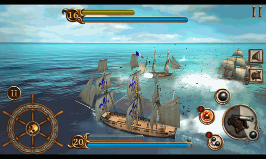 Ships of Battle: Age of Pirates APK+ Mod 2 6 25 - download
