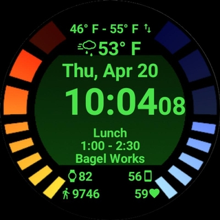 Omega Engine - Watch Face APK 4 1 7 - download free apk from APKSum
