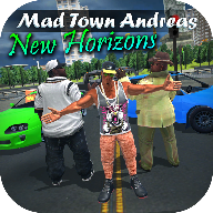 Mad Town Andreas: New Horizons APK