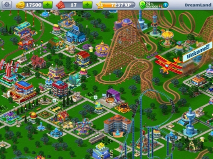 RollerCoaster Tycoon APK 1 13 5 - download free apk from APKSum