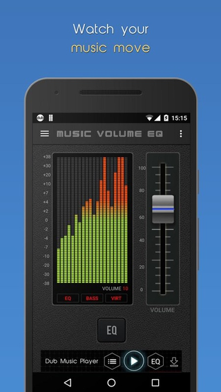 dub music player apk old version