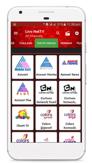 Live Net Tv 2018 APK 1 1 - download free apk from APKSum