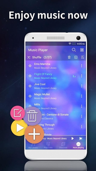 Free Music Player APK 1 3 1 - download free apk from APKSum