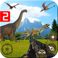 Deadly Dino Hunter 2 APK