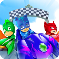 PJ Hero Masks Rush APK