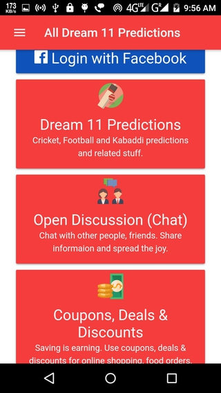 All Dream 11 Predictions Pro APK 1 8 - download free apk