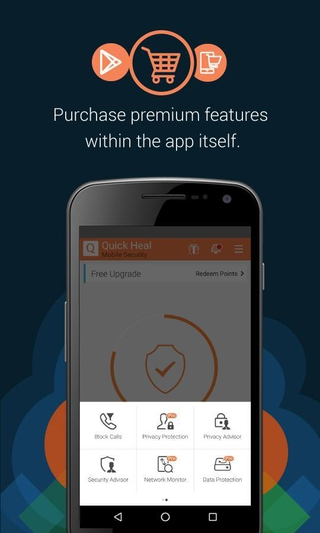 Quick Heal Security APK 2 05 04 018 - download free apk from