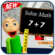 New baldi game math APK