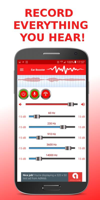 Ear Booster APK 1 5 4 - download free apk from APKSum