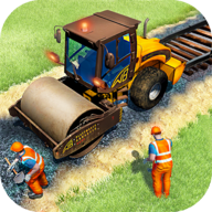 Indian Train Track Construction APK