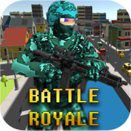 Pixel Combat Battle Royale APK