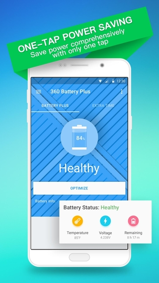 360 Battery Plus APK 1 7 0 6536 - download free apk from APKSum