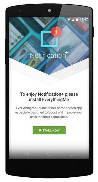everything me launcher apk