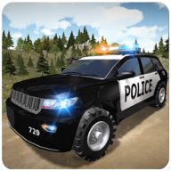 Hill Police Vs Gangster Chase APK