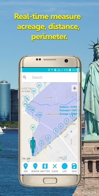 Area Calculator For Land APK 0 86 - download free apk from APKSum
