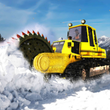 Snow Driving Rescue Plow APK