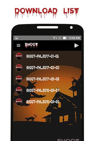 Bhoot FM APK 10 9 5 - download free apk from APKSum