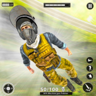 Cross Fire - Firing Squad : Free Fire Battleground APK