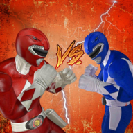 Power Ninja Warriors: Street Fighting Games APK