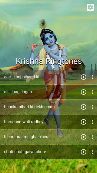 Radha Krishna Ringtones APK 1 8 - download free apk from APKSum