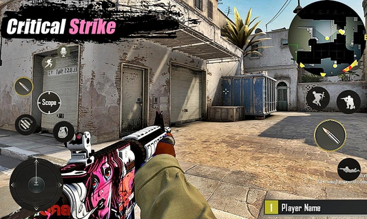Critical Frontline Strike APK 8.0081 - download free apk from APKSum