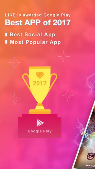 LIKE APK 3 3 23 - download free apk from APKSum