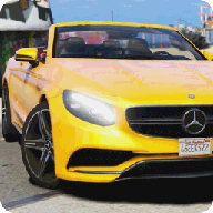 Real Car Driving Mercedes APK