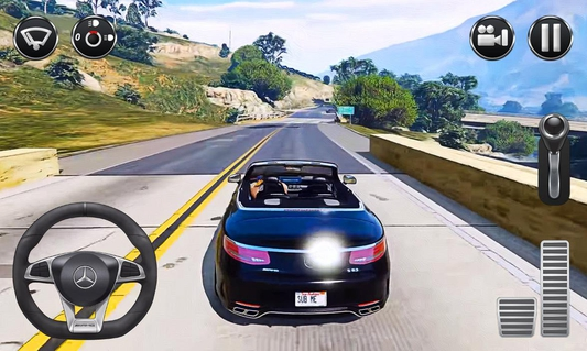 Real Driving Games >> Real Car Driving Mercedes Apk 1 0 Download Free Apk From