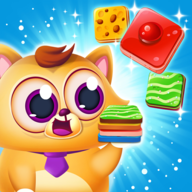 Feed Fat Cat: slide Block puzzle APK