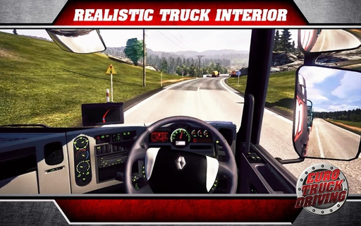 Euro Truck Driving Simulator Apk 1 6 Download Free Apk From Apksum