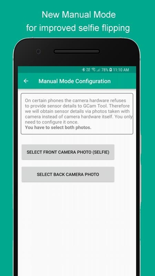 GCam Tool APK 2 32 - download free apk from APKSum