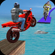 Beach Bike Stunt Rider APK