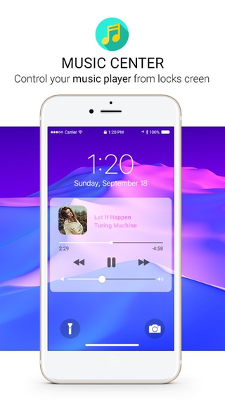 control center iphone ios 8 apk
