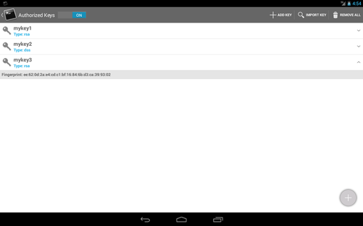 SSHDroid APK 2.1.2 - download free apk from APKSum