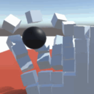 Destruction 3d physics simulation APK